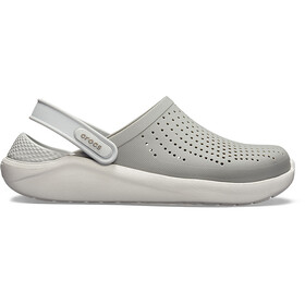 Crocs LiteRide Clogs, smoke/pearl white
